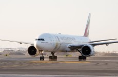 Emirates deploys special 'Year of Zayed' aircraft to new Muscat terminal