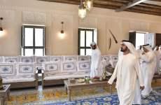 Work progresses on Dubai's Shindagha heritage project