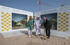 Luxembourg becomes first country to break ground on Expo 2020 Dubai pavilion