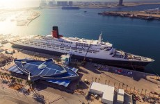 Dubai to reopen world famous QE2 liner as hotel next week
