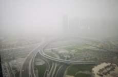 Video: Sandstorms hit the UAE