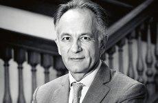 Christie's CEO, Guillaume Cerutti