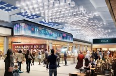 Mega Dubai Hills Mall takes shape