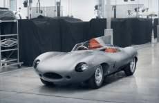 The Jaguar D-Type is reborn