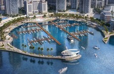 Dubai's Emaar says Creek Marina, with 'gravity-defying fountain', will open this year