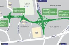 Dubai's RTA says Tripoli St improvements 60% complete