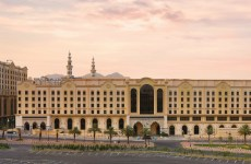 Marriott opens world's largest Four Points hotel in Saudi's Makkah