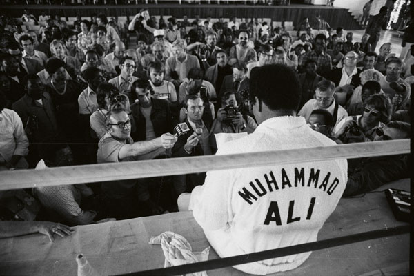 Muhammad Ali fragrances are now available in Dubai