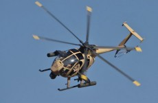 Saudi says American trainer killed, Saudi co-pilot injured in attack helicopter crash