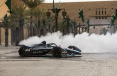 Everything you need to know about the Saudi Formula E race this weekend