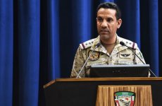 Saudi intercepts another Houthi drone fired towards kingdom