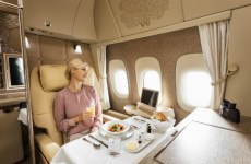 Dubai's Emirates to introduce new first class cabin on Vienna route