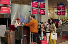 Dubai's Emirates warns passengers to arrive 3 hours early this weekend