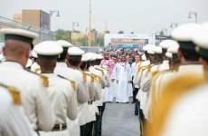 Pictures: Saudi, Abu Dhabi crown princes watch kingdom's first Formula E race