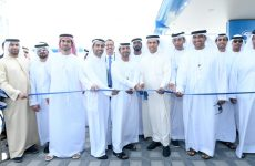 Abu Dhabi's ADNOC inaugurates first service stations in Dubai