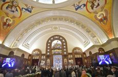Egypt's Sisi opens mega-mosque, Middle East's largest cathedral in new capital