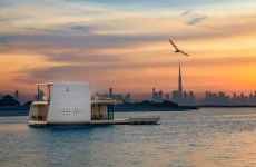 Video: New floating villa unveiled in Dubai's Heart of Europe, handovers to begin in 2019