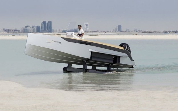 In pictures: Top 12 yachts on display at the Dubai boat show - Gulf
