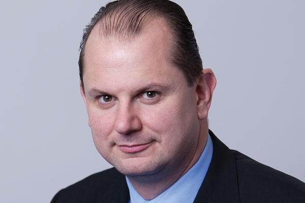 Dermot O'Connell, Dell EMC