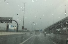 UAE weather: Rains expected with low visibility warning
