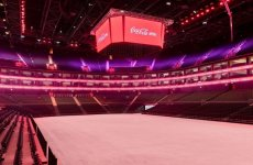 Dubai's new venue Coca Cola Arena readies for its opening on June 6