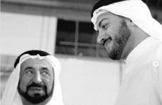 Sharjah ruler shares personal pictures of late son Sheikh Khalid
