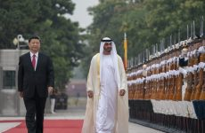 In pics: Sheikh Mohamed bin Zayed meets Chinese President Xi Jinping in Beijing