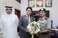 Indian businessman Anoop Moopen receives UAE 'gold card' visa