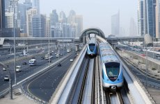 Over 2.1 million use public transport in Dubai on New Year's eve