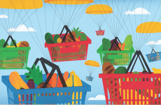 Is online grocery shopping the new normal?