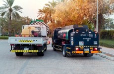 ENOC to provide free fuel to vehicles involved in Dubai's sterilisation programme