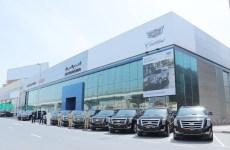 Cadillac Escalade Dubai Police Al Ghandi Auto
