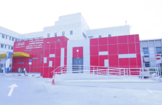 Watch: Dubai builds a Covid-19 isolation centre at Rashid Hospital in under a week