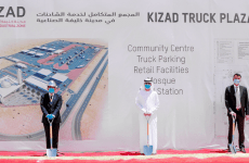KIZAD Truck Plaza
