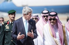 Saudi King Tells Kerry He Will Press Sunnis To Join Iraq Government