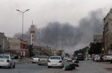 War Planes Attack Libyan Capital Again