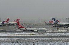 Flights Resume At Istanbul's Airport After 3-Hour Suspension Due To Snow