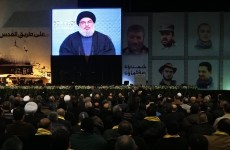 Lebanon's Hezbollah takes aim at Saudi Arabia on Ashura