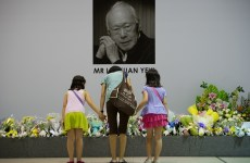 Lee Kuan Yew, Founding Father Of Modern Singapore, Dies At 91