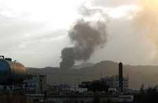 Saudi-Led Air Strikes Hit Sanaa, Border Areas And South Yemen Overnight