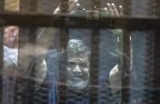 Egypt court sentences Mursi, Brotherhood leaders to death