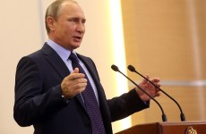 Putin says Russia prepared to join OPEC oil cap