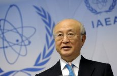 UN Nuclear Chief Holds Top Level Nuclear Talks In Iran