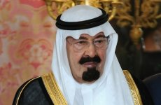 Saudi King Stops In Cairo To Visit Egypt's Sisi