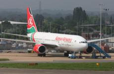 Kenya Airways To Fly Dubai-Hong Kong