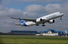 Airbus 350 Successfully Completes First Test Flight
