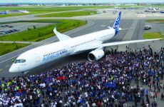 Airbus Heralds Middle East Growth