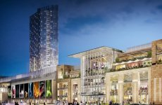 Construction Begins On Abu Dhabi's New Mega Mall, Al Maryah Central