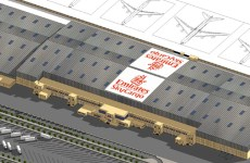 Emirates Skycargo Terminal At Dubai World Central Opening May 2014