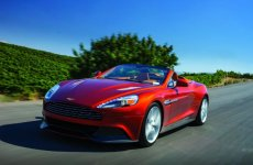 Car Review: Aston Martin Vanquish Volante